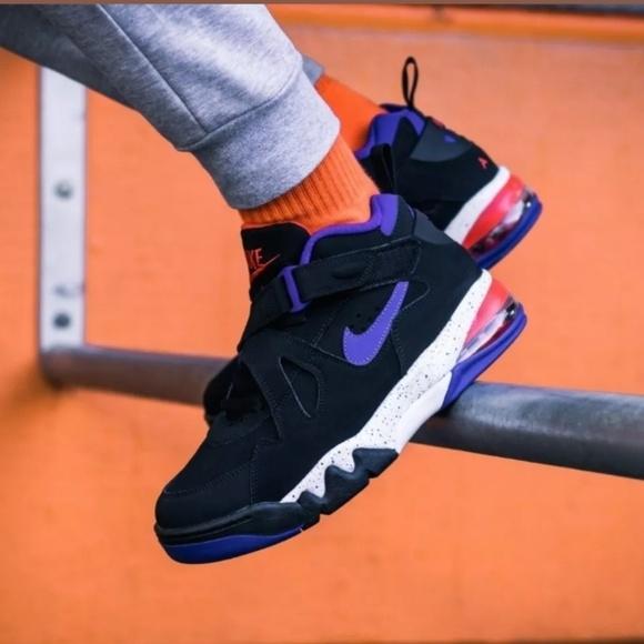 Nike Air Force Max CB Suns Black